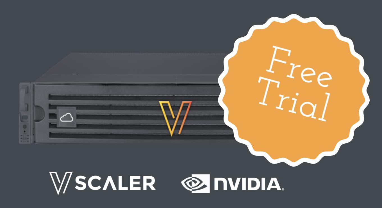 vScaler free trial