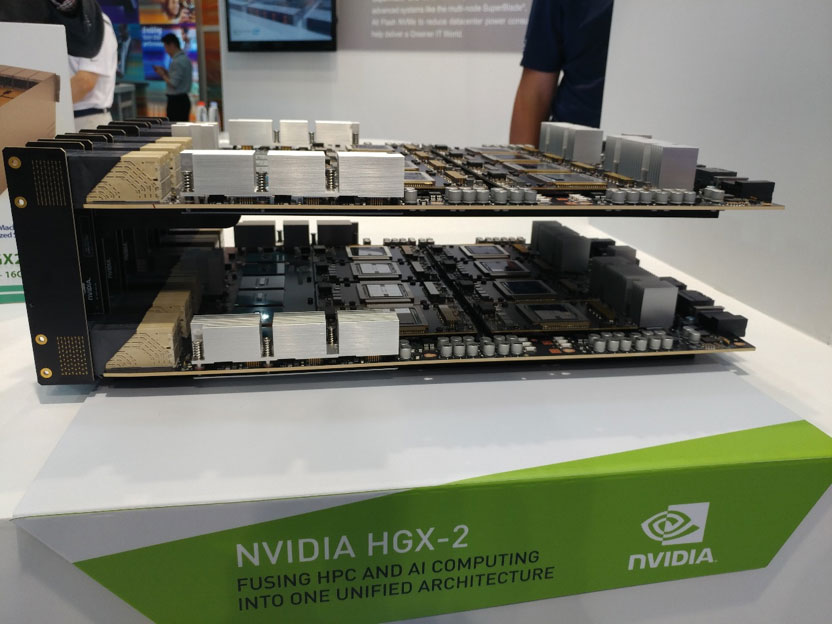 NVIDIA HGX-2 by Supermicro